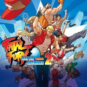 FATAL FURY™ BATTLE ARCHIVES VOL.2 PS4