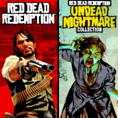 RDR & Undead Nightmare Bundle PS3