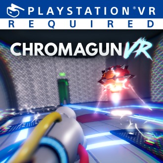 ChromaGun VR PS4