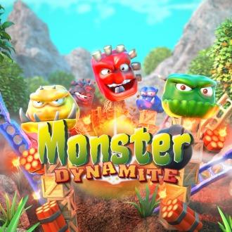 Monster Dynamite PS4