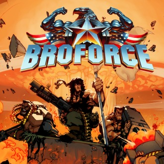 Broforce PS4