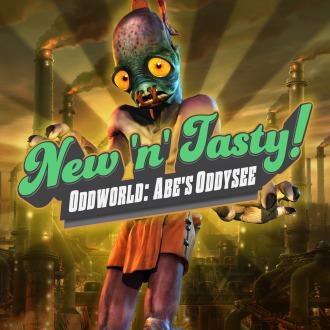 Oddworld: New 'n' Tasty (PS4™) PS4 / PS3 / PS Vita