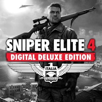 Sniper Elite 4 Digital Deluxe Edition PS4