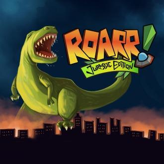 Roarr! Jurassic Edition PS4