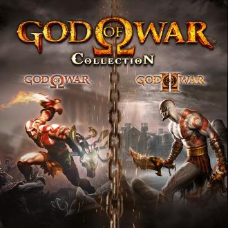 God of War® Collection PS Vita