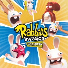 RABBIDS INVASION - GOLD EDITION