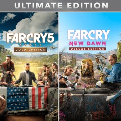 Far Cry 5 + Far Cry New Dawn Ultimate Edition
