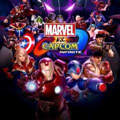 Marvel vs  Capcom  Infinite - Standard Edition