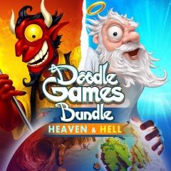 Doodle Games Bundle  Рай и Ад