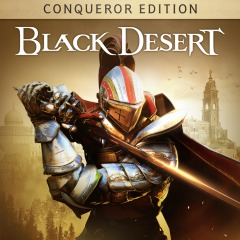 Black Desert  Conqueror Edition