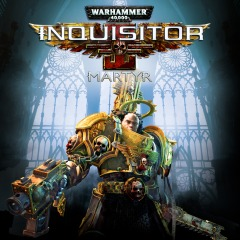 Warhammer 40,000  Inquisitor - Martyr