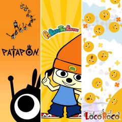 PaRappa the Rapper, LocoRoco, Patapon Remaster Collection