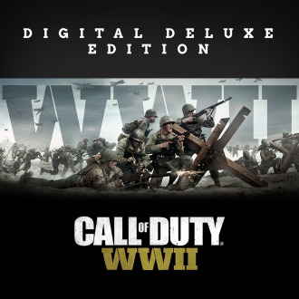 Call of Duty®: WWII - Digital Deluxe PS4