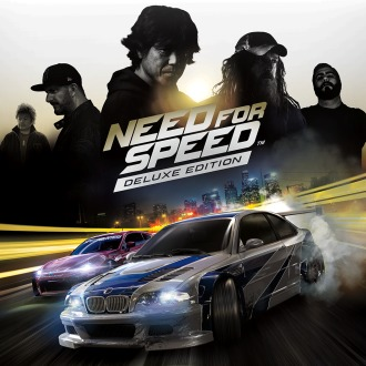 Need for Speed™ Deluxe Edition PS4