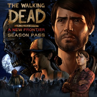 The Walking Dead: A New Frontier - Season Pass PS4
