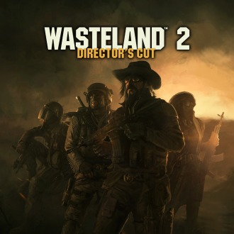 Wasteland™ 2: Director's Cut PS4