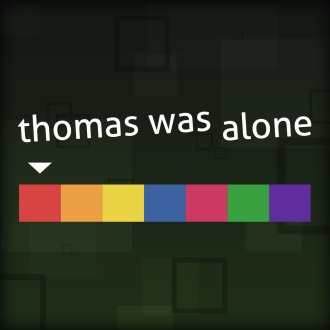 Thomas Was Alone PS4 / PS3 / PS Vita