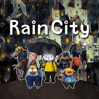 Rain City PS4