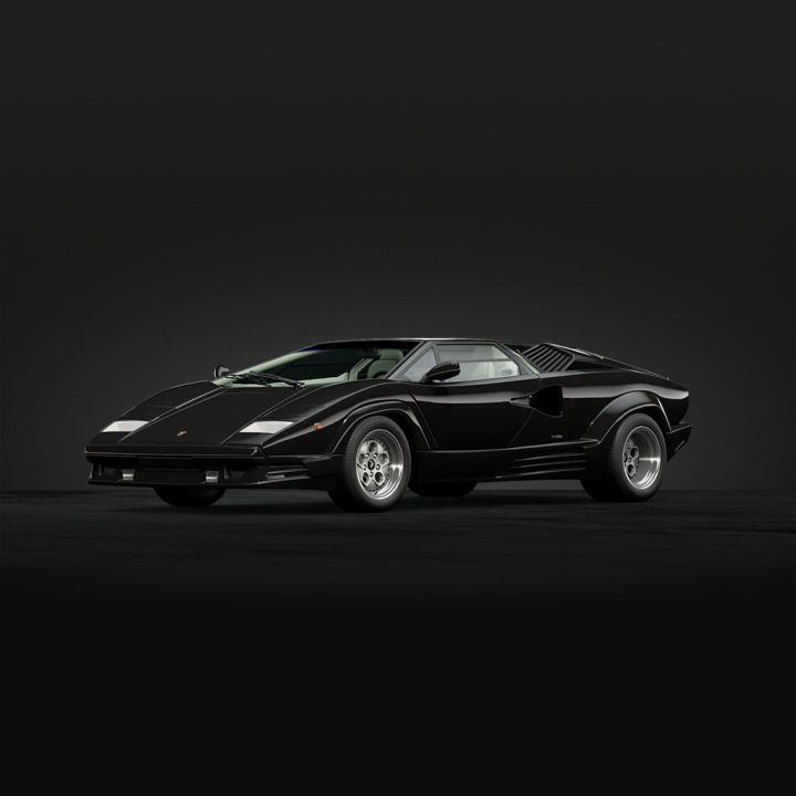 Lamborghini Countach 25th Anniversary 88 Ps4 Buy Online And Track