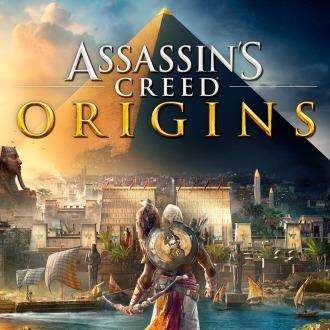 Assassin's Creed® Origins PS4