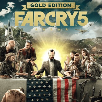 Far Cry®5 Gold Edition PS4