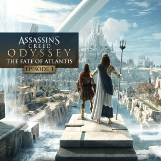 Assassin's Creed Odyssey E2.3:Judgment of Atlantis PS4