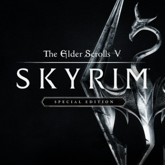 The Elder Scrolls V: Skyrim Special Edition PS4