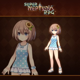 Super Neptunia™ RPG: Blanc Swimsuit Outfit PS4
