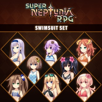 Super Neptunia™ RPG: Swimsuit Outfit Bundle PS4