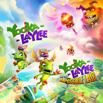 Yooka-Laylee: Buddy Duo Bundle PS4