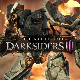 Darksiders III - Keepers of the Void PS4