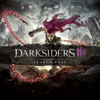 Darksiders III Season Pass PS4
