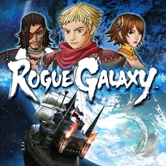 Rogue Galaxy™ PS4