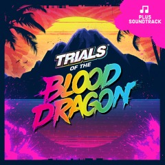 Trials Of The Blood Dragon Game+Ost+Avatar Bundle