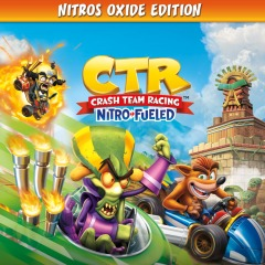 Crash  Team Racing Nitro-Fueled — Nitros Oxide Edition