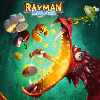 Rayman® Legends full game PS4