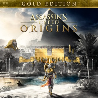 Assassin's Creed Origins - Digital Gold Edition Pre-Order PS4