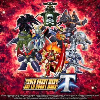 (Pre-Order) SUPER ROBOT WARS T PS4