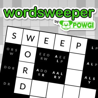 Wordsweeper by POWGI PS Vita