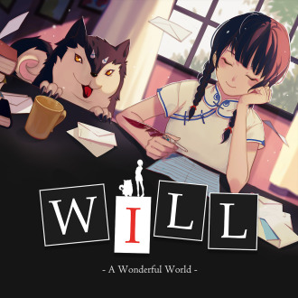 WILL: A Wonderful World PS4