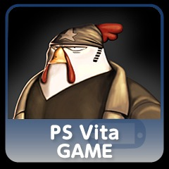 Rocketbirds: Hardboiled Chicken full game PS Vita