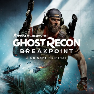 (Pre-Order) Tom Clancy's Ghost Recon® Breakpoint - Digital Standard Edition PS4