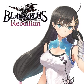 BLADE ARCUS Rebellion from Shining PS4