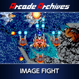 Arcade Archives IMAGE FIGHT PS4