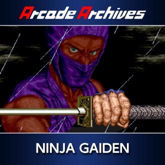 Arcade Archives NINJA GAIDEN PS4