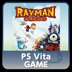 Rayman® Origins full game PS Vita