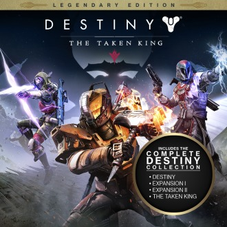 Destiny: The Taken King - Digital Legendary Edition PS4