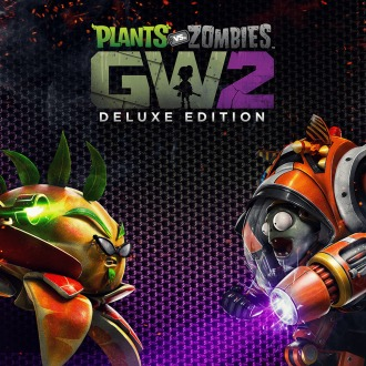Plants vs. Zombies™ Garden Warfare 2: Deluxe Edition PS4