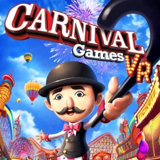 Carnival Games® VR PS4