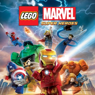 LEGO® Marvel™ Super Heroes full game PS Vita